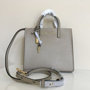 Marc Jacobs THE GRIND MINI TOTE / CROSSBODY